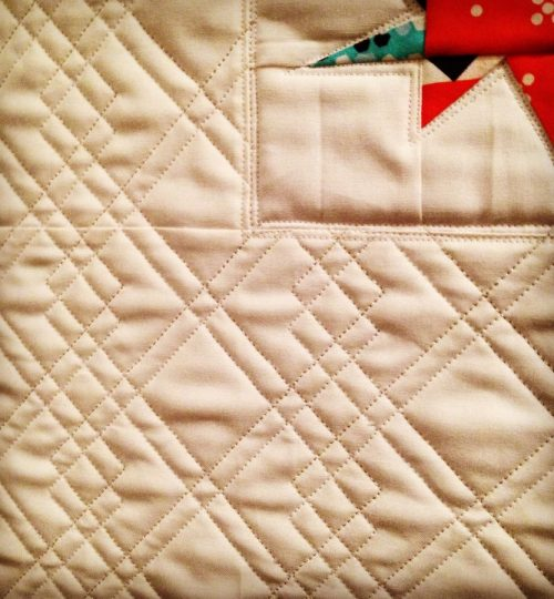 Lattice quilting